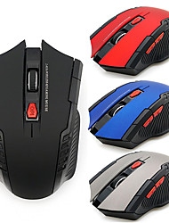 cheap -LITBest 113 Wireless 2.4G Optical Gaming Mouse 1600 dpi 6 pcs Keys