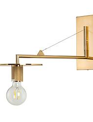 levne -ZHISHU Roztomilý / Stmívatelné LED / tradiční klasika Swing ramena světla Obývací pokoj / Jídelna Kov nástěnné svítidlo 110-120V / 220-240V