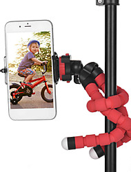 cheap -Phone Holder Portable Flexible 360 Degree Rotation Phone Camera Tripod Holder With Clip