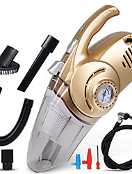 cheap -4 in 1 Multi Function Car Vacuum Cleaner with Digital Display Portable Car Dual Use Car Auto Inflatable Pump Air Compressor