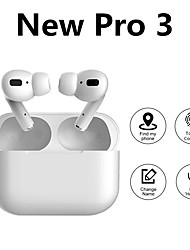 cheap -Original Air3 TWS Wireless Bluetooth Earbuds Mini 9D Bass Headphones