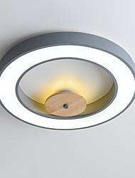 economico -40 cm Forme geometriche Appliques da soffitto Metallo Acrilico Finiture verniciate LED / Stile nordico 110-120V / 220-240V