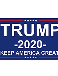 cheap -Donald Trump Flag 2020 Keep America Great Flag - President Donald Trump Flag No More Bullshit Keep America Great Flag 3x5 ft with Brass Grommets MAGA