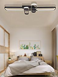 cheap -Modern rectangular rounded  LED Ceiling Light Fashional Square Ceiling Light Bedroom Study Light