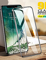 cheap -AppleScreen ProtectoriPhone 11/11 Pro/11pro Max/X/Xs/Xs Max/7/8/7Plus/8Plus 9D Touch Compatible Front Screen Protector 3 pcs/5 pcs Tempered Glass
