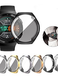 cheap -Screen Protector Cases For Huawei Watch GT 2e Ultra-Thin Silicone Bumper Protector Flexible Case Cover For Huawei Watch GT 2e