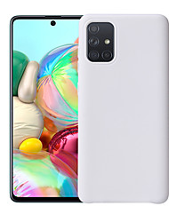 cheap -Phone Case For Samsung Galaxy Back Cover S20 Plus S20 Ultra S20 Ultra-thin Solid Color TPU