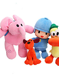 cheap -Stuffed Animal Plush Toy Plush Dolls Elephant Duck Dog Cartoon PP Cotton Pocoyo Imaginative Play, Stocking, Great Birthday Gifts Party Favor Supplies All Adults Kids Baby & Toddler