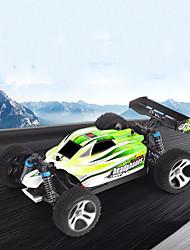 cheap -RC Car A959-B 2.4G Drift Car 1:18 Brush Electric 70 km/h Focus Toy / Cool