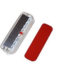 levne -auto solární nouzové výstražné blikání světla vedl proti zadní kolize blesk auto solární energie auto led lampu