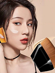 cheap -1Pcs New Arrival Foundation Brush BB Cream Makeup Brushes Loose Powder Brush Flat Kit Make up Brushes