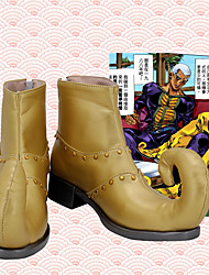 cheap -Cosplay Shoes JoJo's Bizarre Adventure DIO BRANDO Anime Cosplay Shoes PU Leather Men's / Women's 855