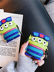 cheap -Cartoon Cute Wireless Earphone Case For Apple AirPods 2 Silicone Charging Headphones Case for Airpods Protective Cover