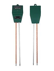 cheap -3 in 1 Multi-Function Soil Moisture Meter Soil PH MeterLight and PH Acidity Tester Soil Testing Kit for GardenFarmLawn/Plant/Grain/Flower/Grass CareBoth Indoor and Outdoor
