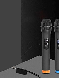 cheap -karaoke dynamic microphone portable singing handheld speaker >60 for conference stage ktv interview home 3 v 5 w 15 v battery powered 2.0 80-15000 hz for studio recording & broadcasting