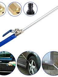 cheap -High Pressure Power Washer Car Water Spray With Nozzle Hose Tips Garden Tool