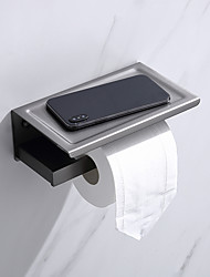 cheap -Toilet Paper Holder New Design Contemporary Stainless Steel Bathroom Wall Mounted