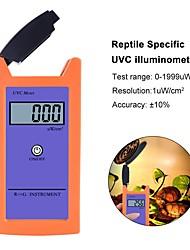 cheap -TTE35078 RGM-UVC Reptile with UV Radiation Meter 1uw/cm2 High Precision UV Illuminance Meter UVC Luminosity Measurement Tool