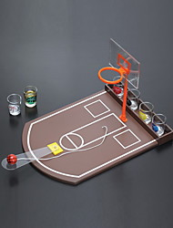 cheap -Drink Game Basketball Bar Wine Tool Creative Novelty 2 Glasses 1 Ball 1 Baketboard