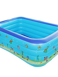 cheap -Ball Pool Kiddie Pool Paddling Pool Inflatable Pool Intex Pool Inflatable Swimming Pool Kids Pool Water Pool for Kids Fun Novelty Silica Gel Plastic Summer Swimming 1 pcs Kid's Adults Kids Adults'