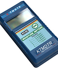 cheap -INDUCTIVE MOISTURE METER digital wood moisture meter KT-50 2%90% Resolution 1% retali and wholesale