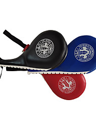 cheap -Boxing Pad For Taekwondo Double Sided PU(Polyurethane) Black Blue Red