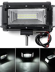 Недорогие -2 шт. 5.5 дюймов 40 Вт 40led 3200lm рабочий свет водонепроницаемый бар комбо дальнего света внедорожный внедорожник atv utw 4wd