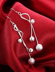 cheap -Women's Drop Earrings Stylish Earrings Jewelry Silver For Date Festival