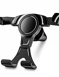 cheap -Universal Gravity Car Bracket Gravity Car Mobile Phone Holder Car Air Vent  Mount For Smart Phone Accessories