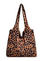 cheap -Women's Polyester Top Handle Bag 2020 Animal Orange / Brown