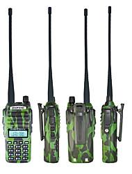 cheap -Baofeng UV-82 Waterproof Walkie Talkie 12W 2800 mAh Two Way Radio Dual Band Handheld 10km long range UV82 CB Ham portable Radio