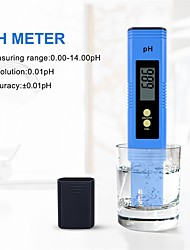 cheap -Portable LCD Digital PH Meter Tester Pen Water Quality Purity Monitor Filter Measuring for Aquarium Wine Urine Acidometer
