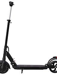 Недорогие -[склад со склада в ЕС] Aovo S3 складной электрический скутер 8,5-дюймовый 350-ваттный мотор с жидкокристаллическим дисплеем и умным управлением приложениями 3 режима скорости макс. 35