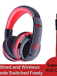 cheap -LITBest MX666 Over-ear Headphone Wireless Bluetooth 4.1 Stereo for Travel Entertainment