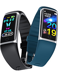 cheap -CARKIRA M9s Men Women Smart Bracelet Smartwatch Android iOS Bluetooth Waterproof Heart Rate Monitor Blood Pressure Measurement Sports Calories Burned ECG+PPG Pedometer Call Reminder Sleep Tracker