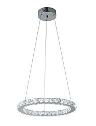 cheap -LED20W Crystal Pendant Light for Dinning Bed Room Dia40cm Warm White or White Light