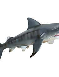 cheap -Action Figure Action & Toy Figure Fish Shark Animals Cool PVC (Polyvinylchlorid) Kid's Adults' Party Favors, Science Gift Education Toys for Kids and Adults