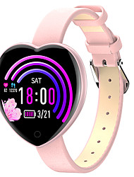 cheap -696 T52 Women's Smart Wristbands Android iOS Bluetooth Touch Screen Heart Rate Monitor Blood Pressure Measurement Sports Information Call Reminder Sleep Tracker Sedentary Reminder