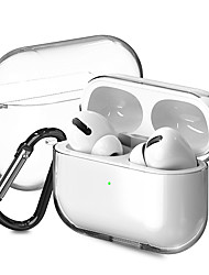 cheap -Protective Cover Case Simple Style Apple Airpods Pro Shockproof Scratch-proof TPE