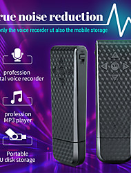 cheap -MP3 Digital Player  Professional USB Hd Voice Recorder  U Disk Storage