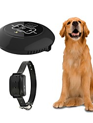 cheap -Dog Training Wireless Fence Easy Install Electronic Cat Pets Horse Wireless Easy to Install Rechargable Electronic Behaviour Aids Obedience Training For Pets