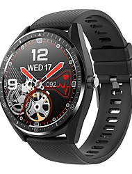 cheap -KW33 IP68 Waterproof Smart Watch Men Bracelet 15 Days Work Time Battery 340mAh Smartwatch Bluetooth IOS Android Band