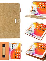 cheap -Case For Apple iPad Mini 3 2 1  iPad Mini 4  iPad Mini 5 360 Rotation  Shockproof  Magnetic Full Body Cases Solid Colored PU Leather  TPU