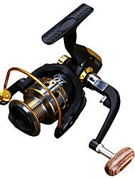 cheap -Fishing Reel Spinning Reel 5.5:1 Gear Ratio+10 Ball Bearings General Fishing / Hand Orientation Exchangable
