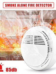 cheap -Smoke Alarm Smart Home Fire Alarm Detector Smoke Alarm Sensor Home Safety Wireless Carbon Monoxide Detector