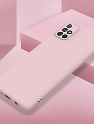 cheap -Case For Samsung Galaxy S20 Galaxy S20 Plus Galaxy S20 Ultra Shockproof Frosted Back Cover Solid Colored TPU for Galaxy A01 A21 A81 A91 A51 A71 A70 A50 A30S A40 A30 A20 A10