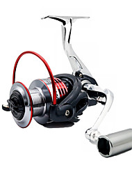 cheap -Fishing Reel Spinning Reel 5.0:1, 4.7:1 Gear Ratio+14 Ball Bearings Hand Orientation Exchangable Sea Fishing / Freshwater Fishing / Trolling & Boat Fishing