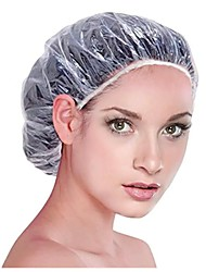 cheap -Cap Soft Plastic Mesh wig cap Skin Care Tools Easy to Carry / Disposable 100 pcs Daily Classic