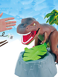 cheap -Dinosaur Toy Electric Toys Tricky Toys Dinosaur Sounds Lights Simulation Plastic Kid's Ridgeback Party Favors, Science Gift Education Toys for Kids and Adults