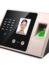 cheap -YK&SCAN FA02 Attendance Machine Record the Query Fingerprint / Password / ID Card Home / Apartment / School